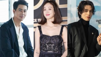 Jo In Sung, Jung Ryeo Won, Lee Dong Wook
