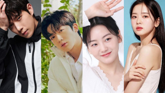 Kim young dae, kim yo han, cho yi hyun, dan Hwang bo reum byul