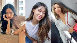 Hwasa MAMAMOO, Seolhyun AOA, dan Jessi