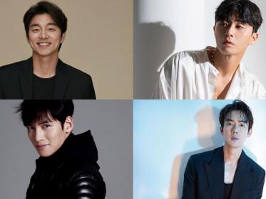 Gong Yoo, Park Seo Joon, Ji Chang Wook, dan Yoo Yeon Seok